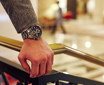 時計としての評価が高い