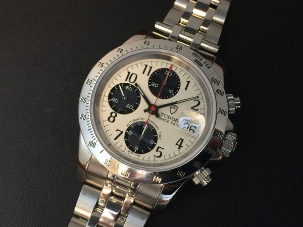 new concept 0b772 c0b97 チュードル最後のクロノタイムRef.79280 | GINZA RASIN時計買取 ...
