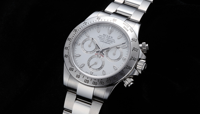 ロレックス デイトナ 116520 ホワイト