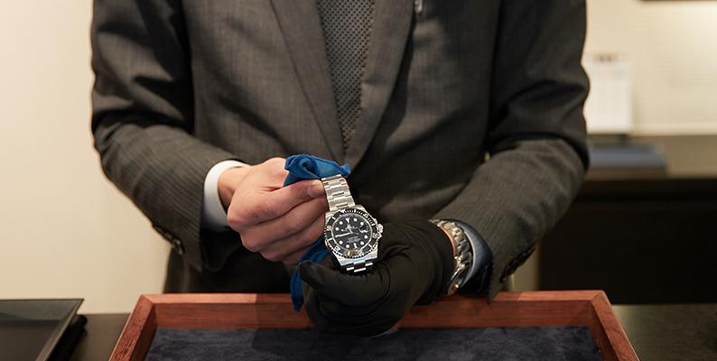 腕時計 買取相場
