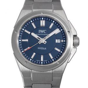 IWC インヂュニア ローレウス IW323909を買取りさせて頂きました
