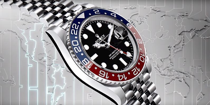 GMTマスターII 126710