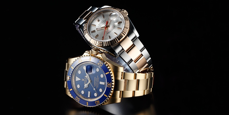 高級時計 買取