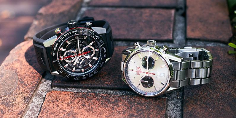 タグホイヤーの時計を高く売るには?メーカー別買取のポイント