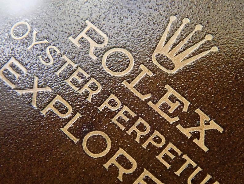 ロレックス エクスプローラー1016 ブラウンチェンジ