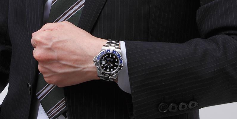 ロレックス GMTマスター 116710BLNR