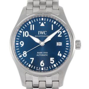 IWC マーク18