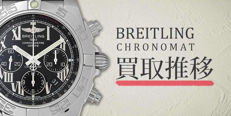 pretty nice 5fa1f f671b ブライトリング クロノマットの買取 - 時計買取ならGINZA RASIN