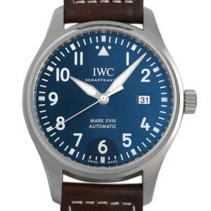 IWC パイロットウォッチ マーク18 プティ・プランス IW327004