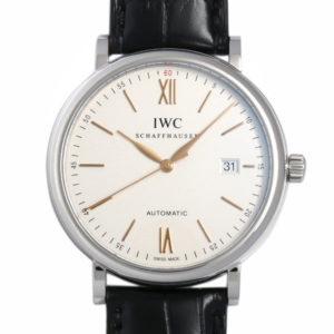 IWC ポートフィノ オートマティック IW356517  買取価格