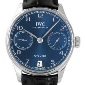 IWC ポルトギーゼ オートマティック IW500710