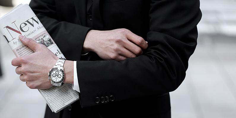 高級時計 買取数ランキング