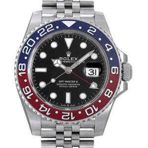 GMTマスターII 126710BLRO 価格推移