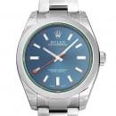 ロレックス ミルガウス 116400GV Z-BLUE