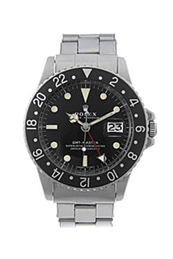 ロレックス GMTマスター 黒ベゼル 16750