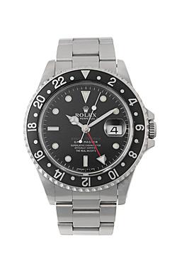 ロレックス GMTマスター 黒ベゼル U番 16700