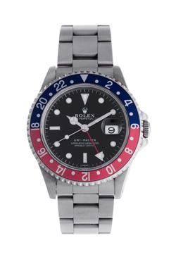 ロレックス GMTマスター 赤青ベゼル A番 16700