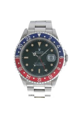 ロレックス GMTマスター 赤青ベゼル N番 16700