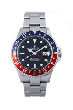 ロレックス GMTマスターⅡ スティックダイヤル 16710