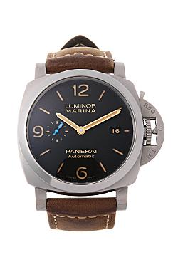パネライ ルミノール 1950 3デイズオートマチック チタニオ PAM01351