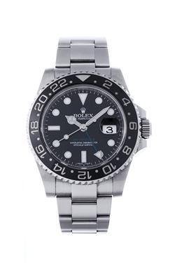 ロレックス GMTマスターⅡ 116710LN