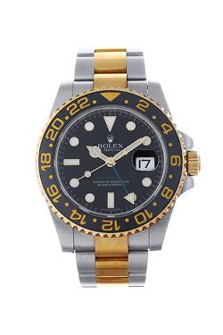 ロレックス GMTマスターⅡ 116713LN