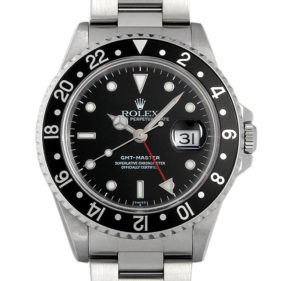 ロレックス GMTマスター 16700 赤黒 / 黒