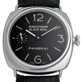 PAM00183 ラジオミール ブラックシール