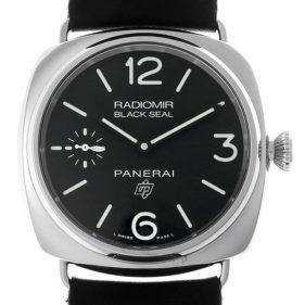 ラジオミール ブラックシール ロゴ 3デイズ アッチャイオ PAM00754