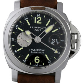 ルミノール GMT オートマティック アッチャイオ PAM01088
