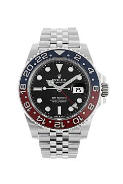 ロレックス GMTマスターⅡ 126710BLRO