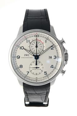 IWC ポルトギーゼ ヨットクラブ クロノグラフ オーシャンレーサー 世界限定1000本 IW390216