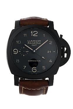 パネライ ルミノール1950 3デイズGMT PAM00441