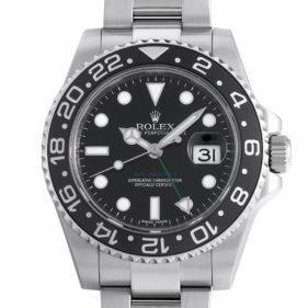 ロレックス GMTマスターII 116710LN 黒