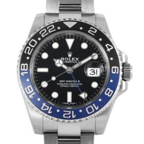 ロレックス GMTマスターII 116710BLNR 青黒