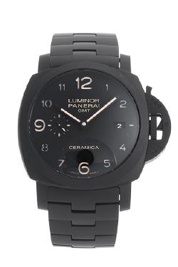 パネライ ルミノール1950 3DAYS GMT トゥットネロ PAM00438