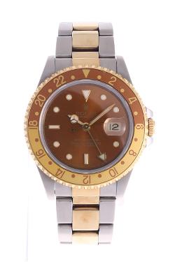 ロレックス GMTマスターⅡ 16713