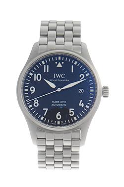 IWC パイロットウォッチ マーク18 IW327015
