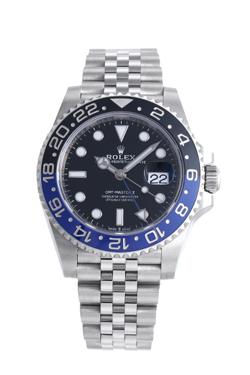 ロレックス GMTマスターⅡ 126710BLNR