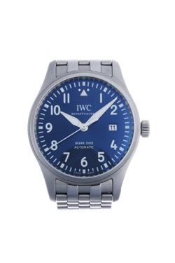 IWC パイロット・ウォッチ マーク18 プティプランス IW327016