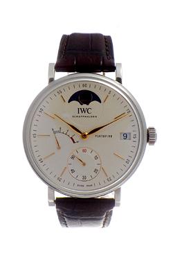 IWC ポートフィノ ハンドワインド ムーンフェイズ IW516401