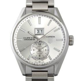 タグホイヤー カレラ グランドデイト GMT キャリバー8 WAR5011.BA0723
