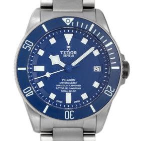 TUDOR(チューダー)ぺラゴス ブルー ブレス 25600TB