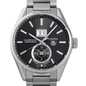 タグホイヤー カレラ グランドデイト GMT キャリバー8 WAR5012.BA0723