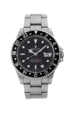 ロレックス GMTマスターⅡ 16710