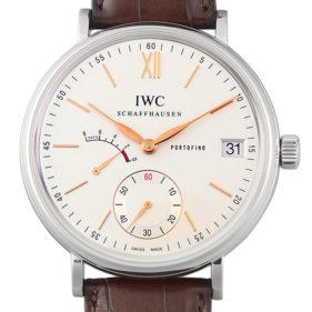 IWC ポートフィノハンドワインドエイトデイズ IW510103