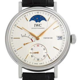 IWC ポートフィノハンドワインドムーンフェイズ IW516401
