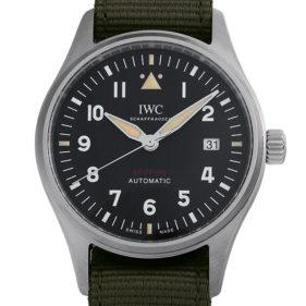 IWC パイロットウォッチオートマティックスピットファイア IW326801