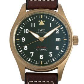 IWC パイロットウォッチオートマティックスピットファイア IW326802