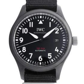 IWC パイロットウォッチオートマティックトップガン IW326901